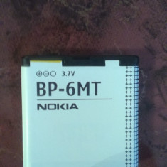 Baterie telefon, Li-ion - Acumulator Nokia BP-6MT NOKIA N81 Original