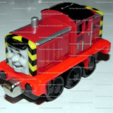 TAKE Along / TAKE-n-Play cu magnet - Thomas and Friends trenulet jucarie - locomotiva SALTY - (SaEX1)