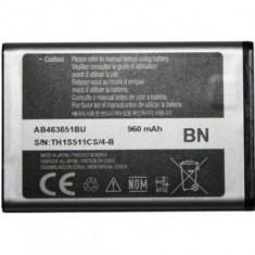 Baterie telefon, Li-ion - Acumulator Samsung B3410 AB463651B / AB463651BA / AB463651BE / AB463651BEC / AB463651BU