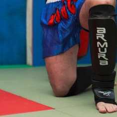 Tibiere Armura Protector - Kickboxing