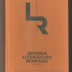 Studiu literar - Istoria Literaturii Romane-Studii*Zoe Dumitrescu Busulenga
