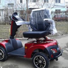 Scaun cu rotile - Scooter electric NOU handicap dizabilitati