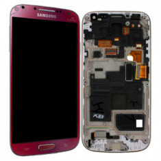 Display LCD - Display Samsung S4 mini i9195 Red La fleur touchscreen ecran lcd rama