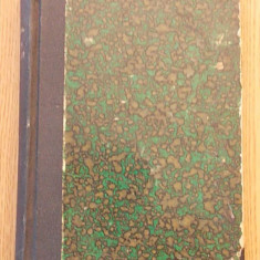 ORGANIZAREA SI VIEATA/VIATA ANIMALELOR- T.A. BADARAU- 1908- CONTINE 545 FIGURI IN TEXT- CARTONATA, LEGATURA ORIGINALA, DE EPOCA