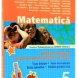 Matematica. Clasa a 5-a. Breviar teoretic - exercitii si probleme propuse si rezolvate