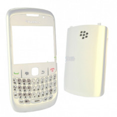 Carcasa Blackberry 8520 white
