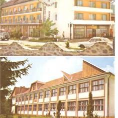 CPI (B5091) JUD. BISTRITA NASAUD, PRUNDUL BARGAULUI. HOTELUL RESTAURANT