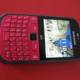 SAMSUNG S3350 Chat - tastatura qwerty Wi-Fi camera foto 2MP