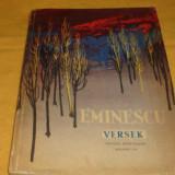 Eminescu - Versek ( Poezii ) - ed Tineretului 1962 - in maghiara - ilustratii Perahim