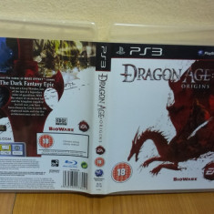 Dragon Age: Origins (PS3) (ALVio) + sute de alte Jocuri PS3 Ea Games originale ( VAND / SCHIMB ), Role playing, 18+