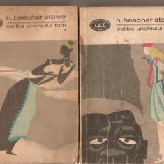 (C5812) H. BEECHER STOWE - COLIBA UNCHIULUI TOM, VOL.1 SI 2, EDITURA PENTRU LITERATURA, 1969, TRADUCERE DE MIHNEA GHEORGHIU - Carte Ghidul mamei