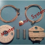 Kit reparatie macara geam actionat electric Opel Astra G (pt an fab.'98-'04)spate dreapta