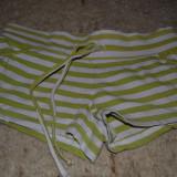 Pantaloni scurti fete - Pantaloni dama, Verde, Marime: 25