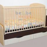 Patut transformer fix + accesorii - Patut lemn pentru bebelusi, Altele, Alte dimensiuni