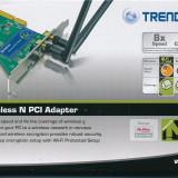 Adaptor wireless - WiFi N PCI Adapter