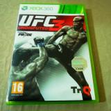 Joc UFC 3 Undisputed, XBOX360, original! Alte sute de jocuri!