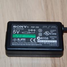 ALIMENTATOR / INCARCATOR JOC SONY PSP MODEL PSP-100 5V 2A, Alte accesorii