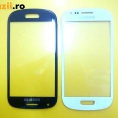 Touchscreen telefon mobil, Samsung Galaxy S3 Mini - Geam Samsung Galaxy s3 mini i8190 Touchscreen sticla negre produs original
