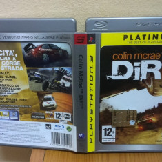 Colin McRae: DIRT (PS3) (ALVio) + sute de alte Jocuri PS3 Codemasters ( VAND SCHIMB ), Curse auto-moto, 12+
