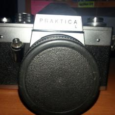 Praktica L cu obiectiv 1.8/50 auto - Aparat Foto cu Film Praktica
