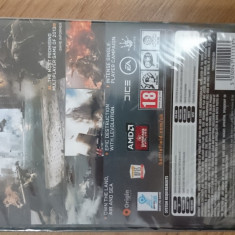 Joc Battlefield 4 PC Ea Games DVD nou sigilat original calculator serial online Arad gaming Batlefield, Multiplayer