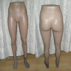 Picioare Manechin Dama Din Plastic
