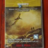 Film documentar Discovery - Calatorie spre centrul pamantului !!!