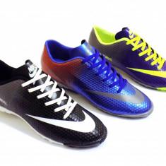 Ghete fotbal Nike, Barbati, Asfalt, Sala, Teren sintetic, Iarba - GHETE ADIDASI FOTBAL NIKE MERCURIAL VICTORY, MARIMEA 44