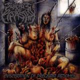 SUICIDE OF DISASTER (Indonesia) – Evisceration Of Pregnant Abdomen CD NEW 2014 (Brutal Death Metal, Slam)