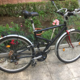 Bicicleta Fisher Germania reconditionata full