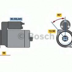 Electromotor - Starter VW DERBY limuzina 1.9 SDI - BOSCH 0 986 018 500