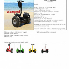 Scuter electric _ Segway