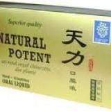 Natural Potent 4 fiole 10 ml Amedsson