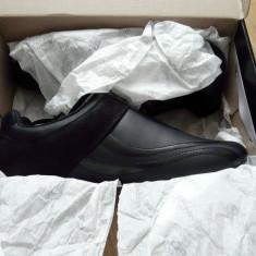Papuci Sport Goldigga - Adidasi dama, Marime: 38, Culoare: Negru, Piele sintetica