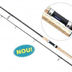Lanseta fibra de carbon Danube 2402 2, 4 metri - Actiune: A: 100-200g., Lansete Spinning
