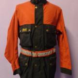 Geaca barbati, Bumbac - Geaca Belstaff motocycle style 100% originala