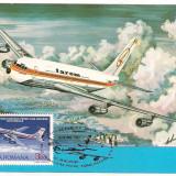 % ilustrata maxima -ZIUA AVIATIEI 1983 Boeing 707, Europa