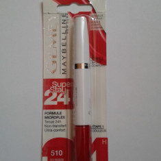 Ruj maybelline superstay 24 h/ 510 red passion