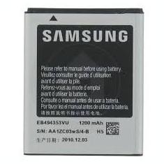 Baterie telefon, Li-ion - Acumulator Samsung C6712 Star 2 Duos EB494353VU