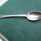 #2 - Lingurita de argint masiv, 13, 5 centimetri, Tacamuri