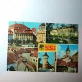 Carte Postala, Circulata, Fotografie - Sibiu - 1980 - circulata - 2+1 gratis - RBK8999