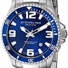 Stuhrling Original Men's 395 33U16 | 100% original, import SUA, 10 zile lucratoare a12107 - Ceas barbatesc Stuhrling, Quartz
