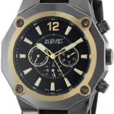 August Steiner Men's AS8080YG Swiss | 100% original, import SUA, 10 zile lucratoare a12107 - Ceas barbatesc August Steiner, Quartz