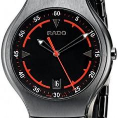 Rado Men's R27677152 True Black | 100% original, import SUA, 10 zile lucratoare a32207 - Ceas barbatesc Rado, Quartz