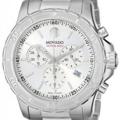 Movado Men's 2600111 Series 800 | 100% original, import SUA, 10 zile lucratoare a32207 - Ceas barbatesc Movado, Quartz