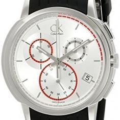 Calvin Klein Men's K1V27926 Drive | 100% original, import SUA, 10 zile lucratoare a22207 - Ceas barbatesc Calvin Klein, Quartz