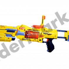 Pistol de jucarie - Pusca cu gloante din burete Blaze Storm Soft Bullet Gun 7010