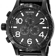 Nixon Men's A083001 51-30 Chrono   100% original, import SUA, 10 zile lucratoare a32207 - Ceas barbatesc Nixon, Quartz