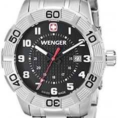 Wenger Men's 0851 102 Roadster | 100% original, import SUA, 10 zile lucratoare a22207 - Ceas barbatesc