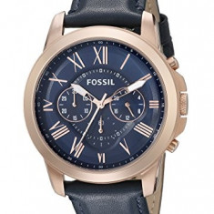 Fossil Men's FS4835 Grant Chronograph | 100% original, import SUA, 10 zile lucratoare a22207 - Ceas barbatesc